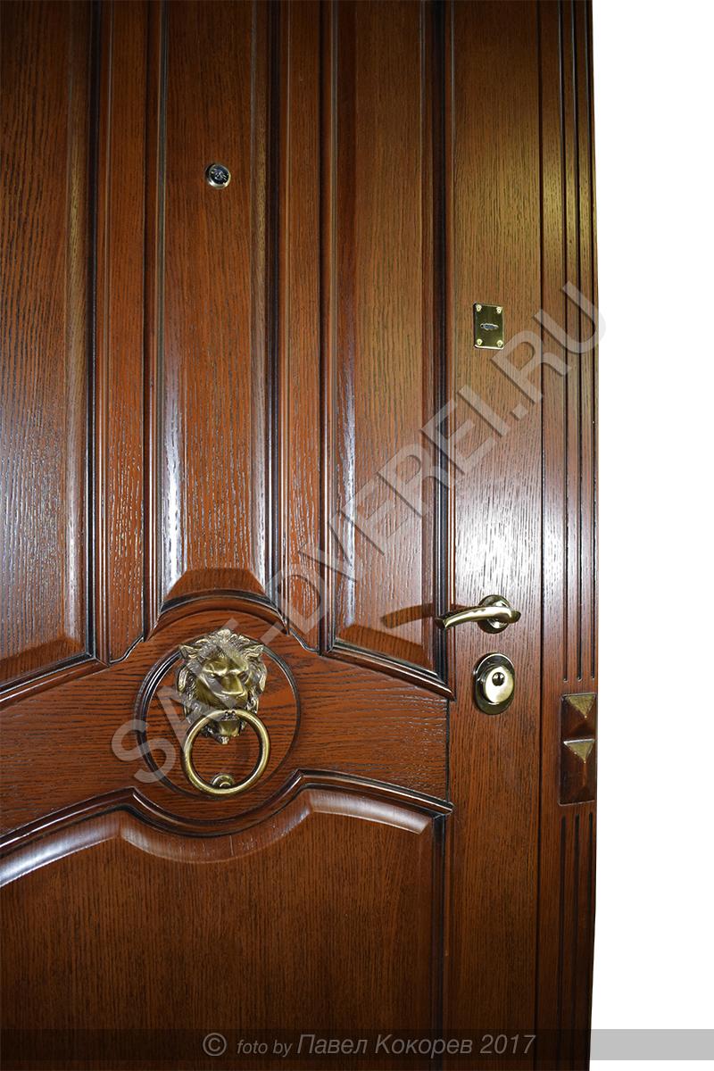 Межкомнатные двери из массива дуба — купить в Москве по