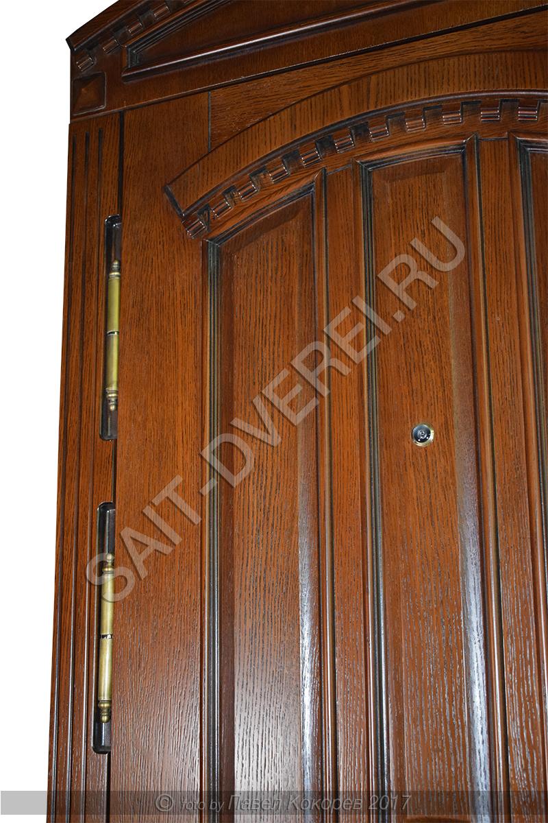 Изготовление дверей из натурального массива дерева